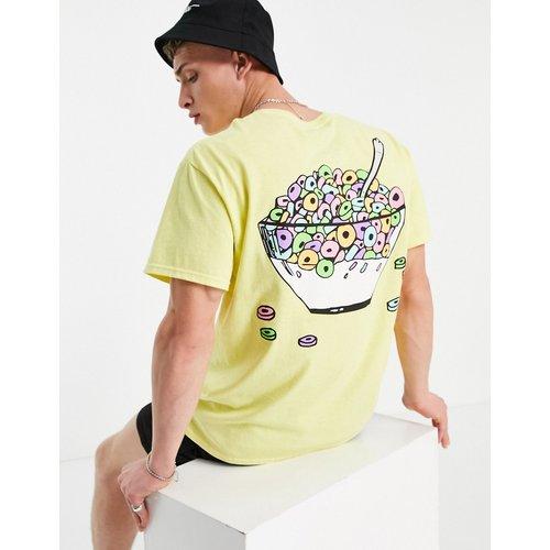 T-shirt à motif céréales - Maïs - New Love Club - Modalova