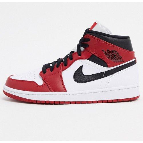 Nike - Air 1 - Baskets mi-hautes - /rouge - Jordan - Modalova