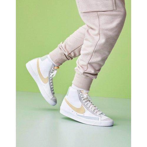 Blazer - Baskets vintage mi-hautes style 77's - /multicolore color block - Nike - Modalova