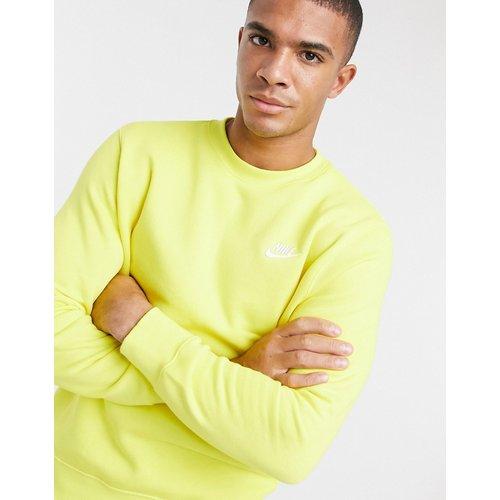 Club - Sweat-shirt ras de cou - citron - Nike - Modalova
