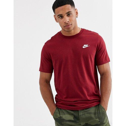 Nike - Club - T-shirt - Rouge - Nike - Modalova