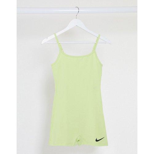 Combinaison moulante à logo virgule - Nike - Modalova