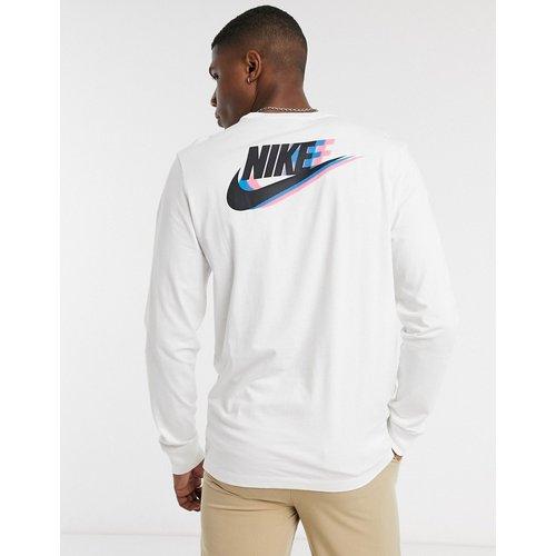 Concrete Jungle Pack - T-shirt manches longues à imprimé au dos - Nike - Modalova
