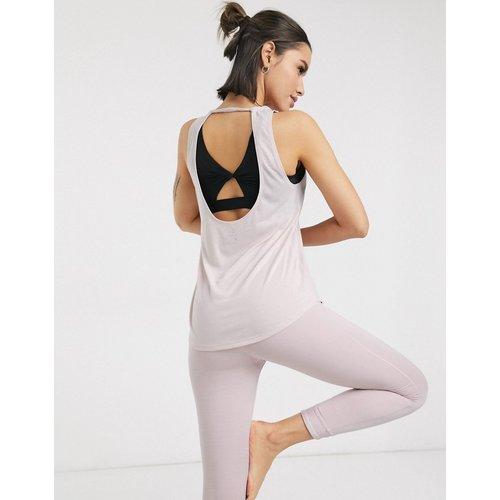 Nike - Débardeur de yoga torsadé - Nike Training - Modalova