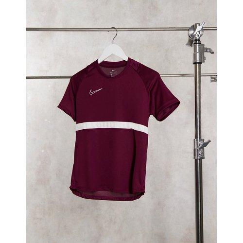 Academy - T-shirt à séchage rapide - Bordeaux - Nike Football - Modalova