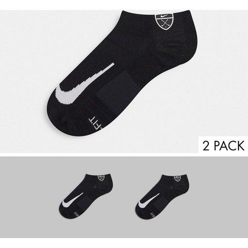 Nike - Golf - Lot de 2paires de chaussettes - Nike Golf - Modalova