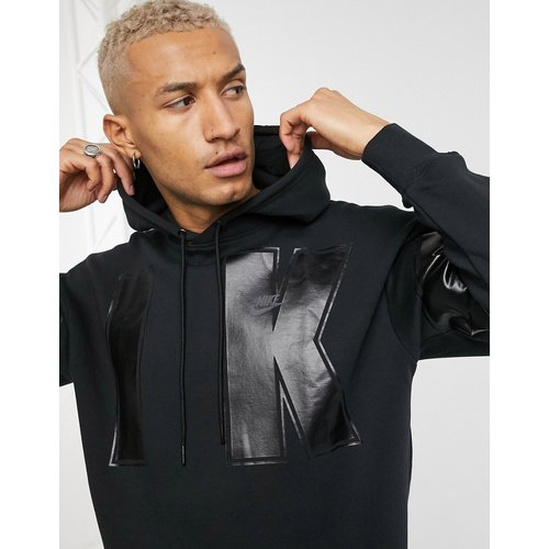 Nike - Hoodie en polaire - Noir - Nike - Modalova