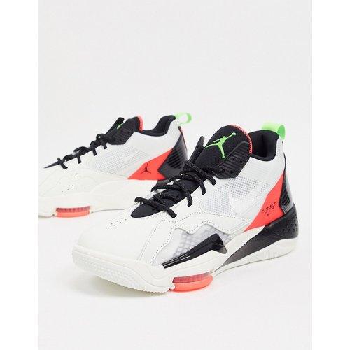 Nike - Zoom'92 - Baskets - Voile/pourpre vif - Jordan - Modalova