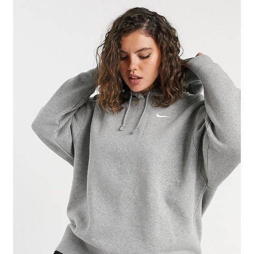 Plus - Hoodie oversizeà petit logo - Nike - Modalova