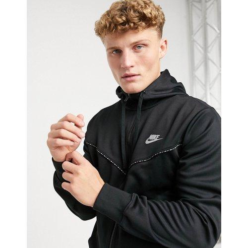 Repeat Pack - Hoodie en maille polyester avec bandes à logo - Nike - Modalova