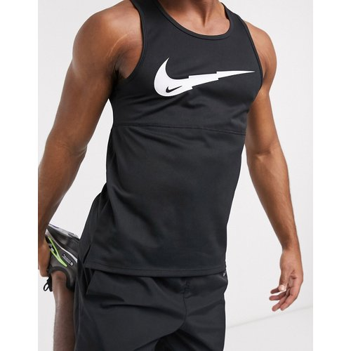 Débardeur respirant avec grand logo - Nike Running - Modalova
