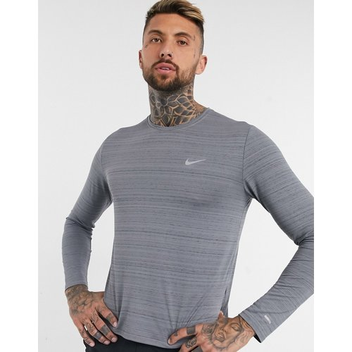 Essentials - Miler - Top manches longues - Nike Running - Modalova