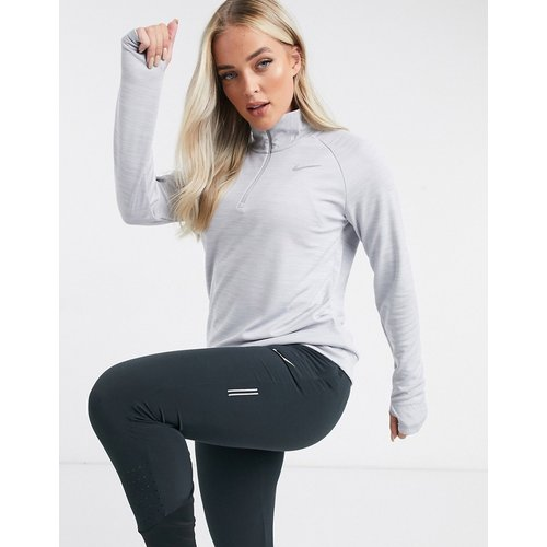 - Pacer - Top à demi-fermeture éclair - Nike Running - Modalova