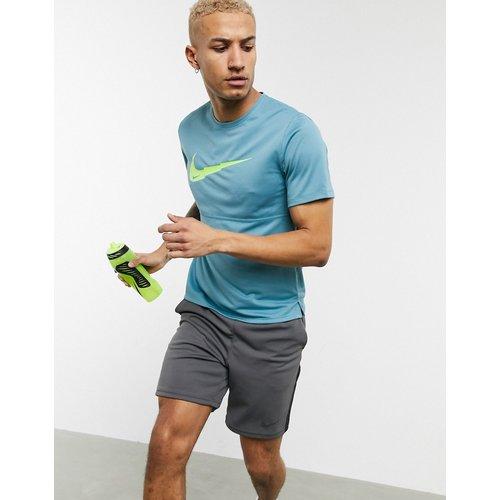 T-shirt respirant à grand logo - Nike Running - Modalova