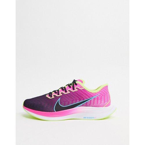 Zoom Pegasus Turbo - Lot de 2 paires de chaussettes - Nike Running - Modalova