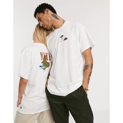 Nike SB - T-shirt graphique - Blanc - Nike SB - Modalova