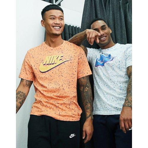 T-shirt à imprimé virgule - Nike - Modalova