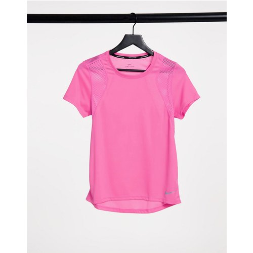 Nike - T-shirt de running - Rose - Nike Running - Modalova