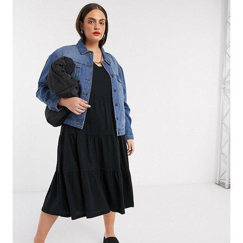 Veste en jean oversize - moyen - Noisy May Curve - Modalova