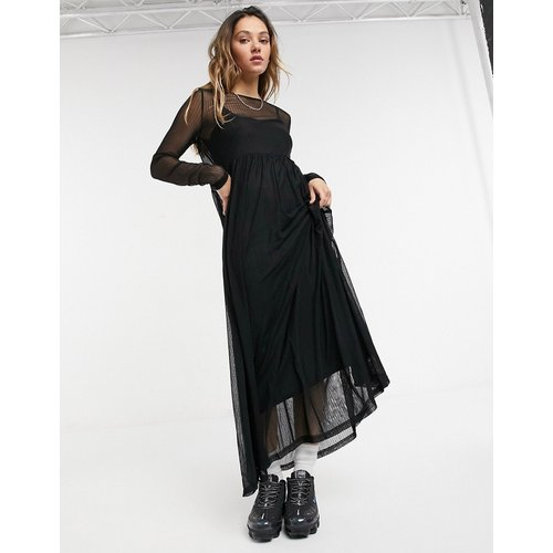 Robe longue en tulle - Noisy May - Modalova