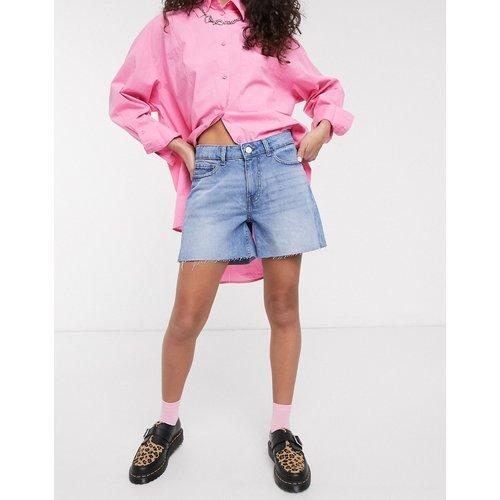 Short en jean à bords bruts - Noisy May - Modalova
