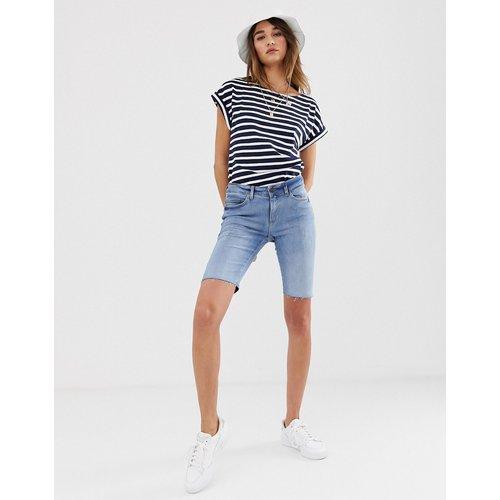 Short legging en jean - Noisy May - Modalova
