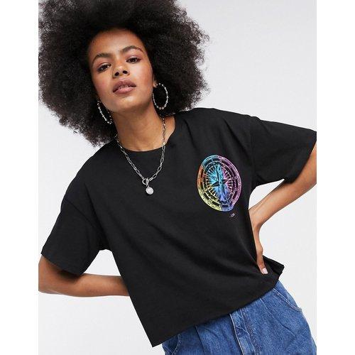 T-shirt avec logo multicolore - Noisy May - Modalova