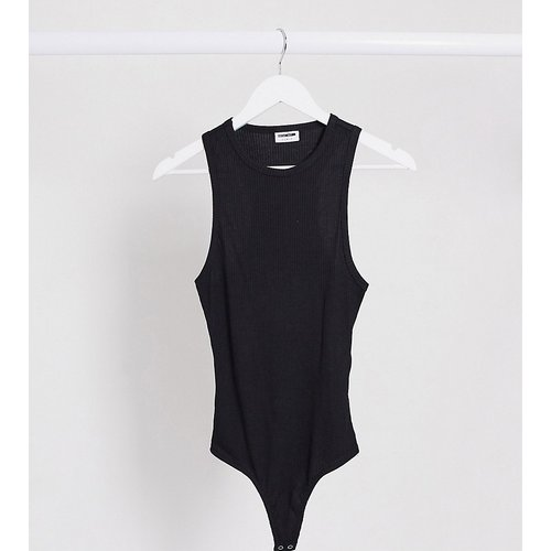 Body côtelé col nageur - Noisy May Tall - Modalova
