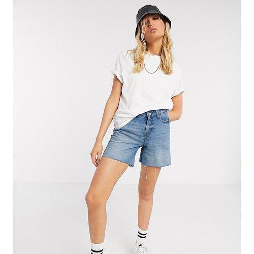 Short en jean à bords bruts - Noisy May Tall - Modalova