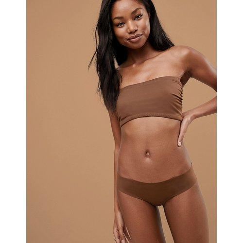 Naked Collection - Soutien-gorge bandeau - Nude foncé - Nubian Skin - Modalova