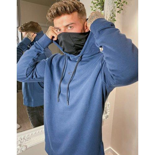 Hoodie à logo avec masque en tissu amovible - Oakley - Modalova