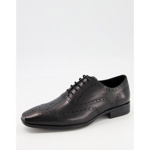 Macro - Chaussures richelieu en cuir - Office - Modalova