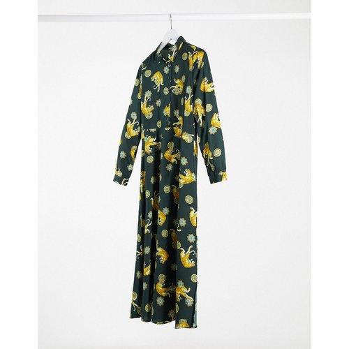 Laya - Robe chemise longue - Only - Modalova