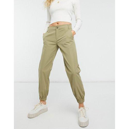 Pantalon droit boutonné devant - Only - Modalova
