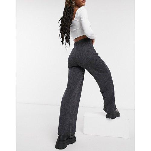 Pantalon large en jersey - Only - Modalova