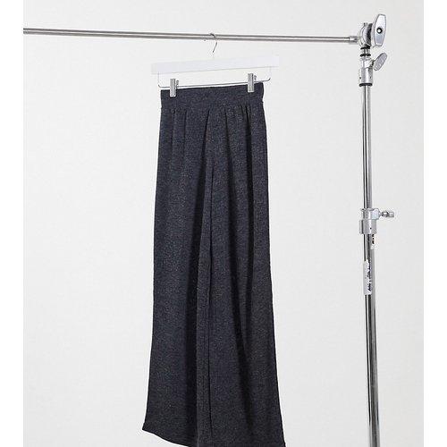 Pantalon large en jersey - Only Petite - Modalova