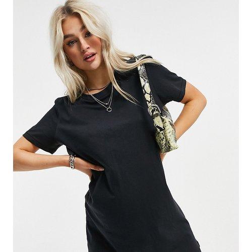 Only Petite - Robe t-shirt - Noir - Only Petite - Modalova
