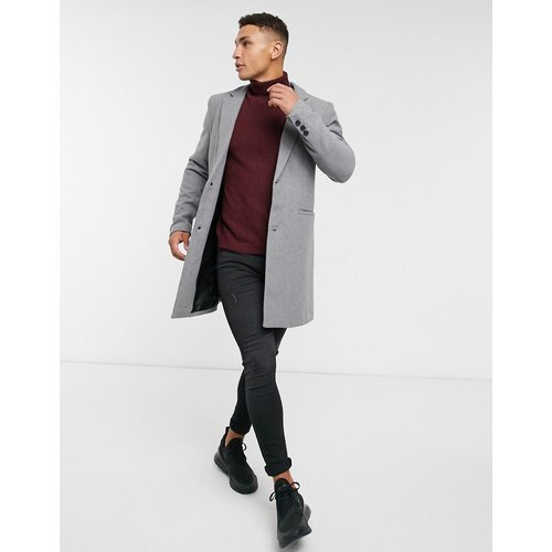 Only & Sons - Pardessus - Gris - Only & Sons - Modalova