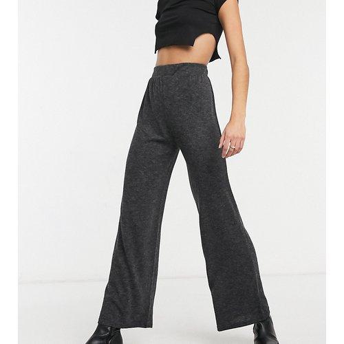 Pantalon large en jersey - Only Tall - Modalova
