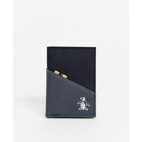 Porte-carte à rabat - Original Penguin - Modalova