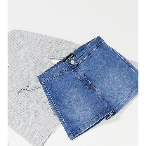 Mini-short en jean - Parisian Petite - Modalova