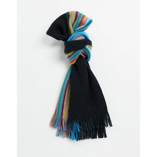 Écharpe en laine à rayures réversible - Paul Smith - Modalova