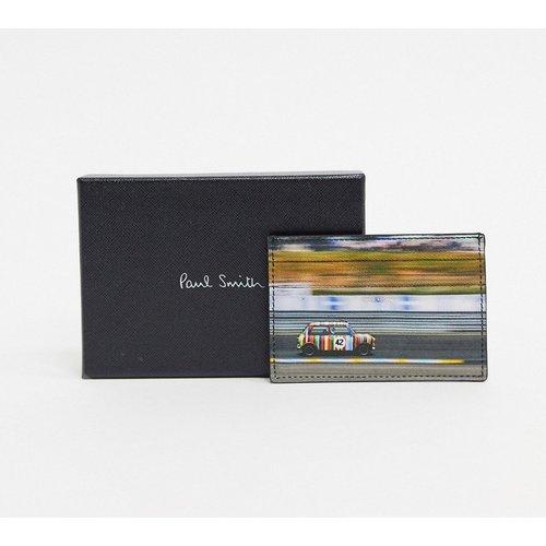 Porte-cartes en cuir à imprimé course Mini - Paul Smith - Modalova