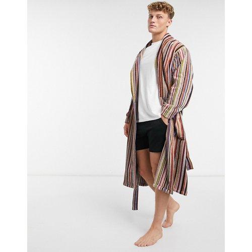 Robe de chambre classique à rayures - Multicolore - Paul Smith - Modalova