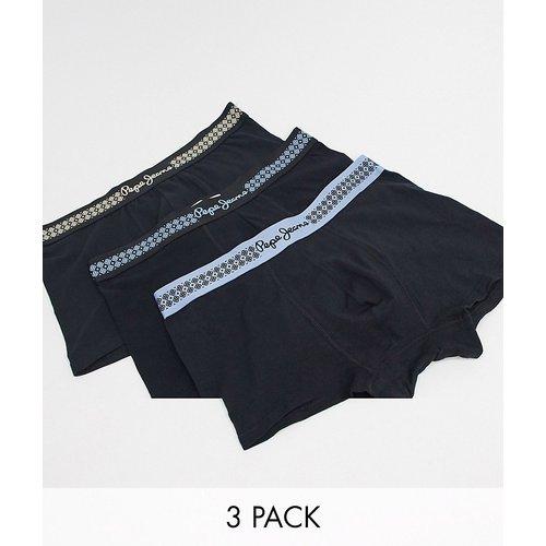 Harish - Lot de 3 boxers - Pepe Jeans - Modalova