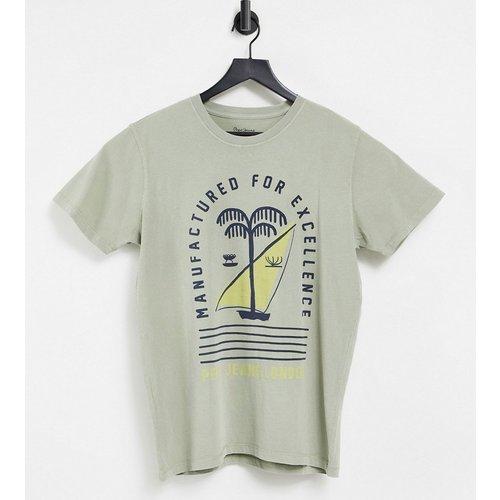 Pepe Jeans - Micah - T-shirt-Gris - Pepe Jeans - Modalova