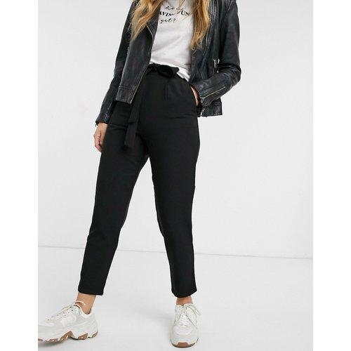 Albia - Pantalon taille haute nouée - Pieces - Modalova
