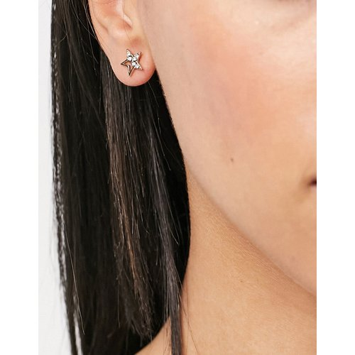 Boucles d'oreilles en étoiles à découpes - Pieces - Modalova
