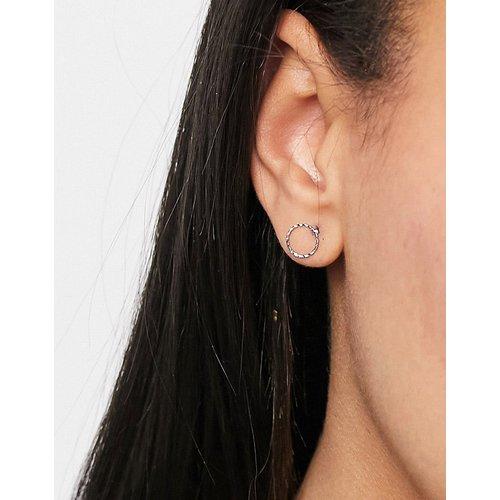 Boucles d'oreilles motif cercle - é - Pieces - Modalova