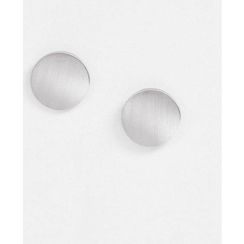 Boucles d'oreilles plates - Pieces - Modalova